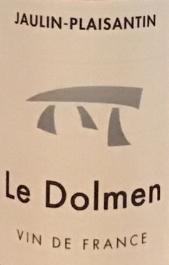 Domaine Jaulin-Plaisantin 'Le Dolmen' Rose 2016