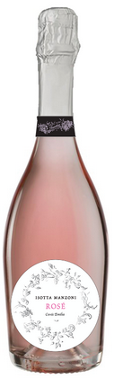Isotta Manzoni Rose 750ml