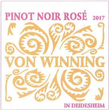 Von Winning Rose 2018