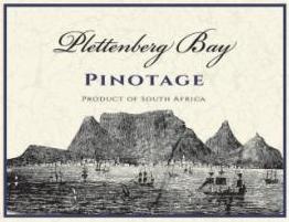 Plettenberg Bay Pinotage 2017