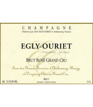 Egly Ouriet  Grand Cru Rose