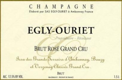 Egly Ouriet  Grand Cru Rose