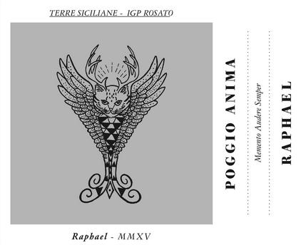 Poggio Anima 'Raphael' Rosato Rose