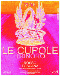 Le Cupole Trinoro Rosso Toscana 2016