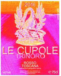 Le Cupole Trinoro Rosso Toscana 2017