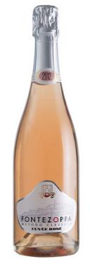 Fontezoppa Metodo Classico Cuvee Rose 2015