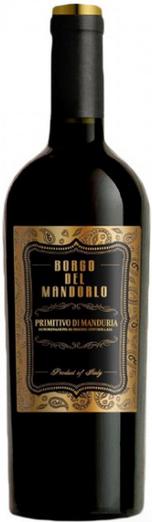 Borgo Del Mandorlo Primitivo Di Manduria 2017