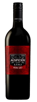 Auspicion Mystic Red 2015