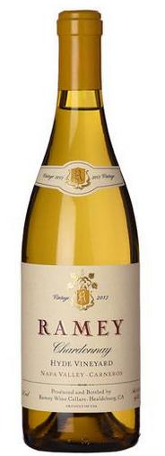 Ramey Chardonnay - Hyde Vineyard 2015