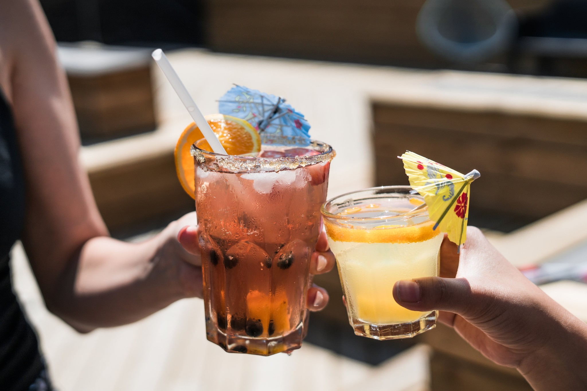 Three Memorial Day Cocktails Perfect For Your BBQ
