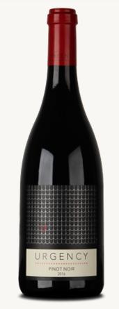 Urgency Pinot Noir 2017