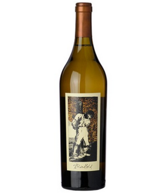Prisoner Blindfold White Blend