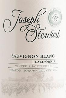 Joseph Stewart Sauvignon Blanc 2017