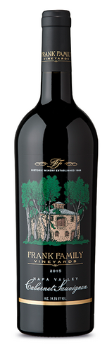 Frank Family Napa Valley Cabernet Magnum 2014