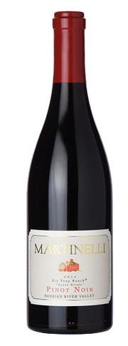 Martinelli 'Zio Tony Ranch' Pinot Noir 2017
