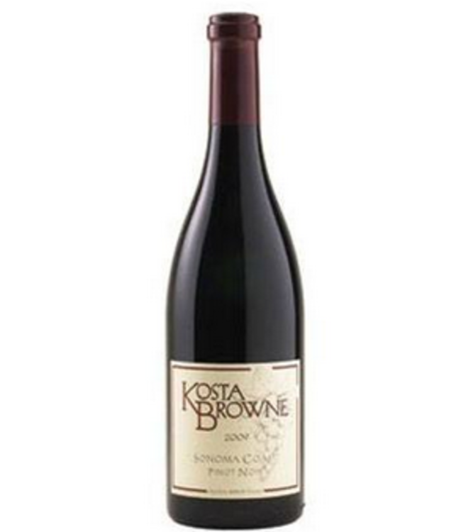 Kosta browne Kosta Browne Sonoma Coast Pinot Noir 2018