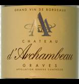 Chateau d' Archambeau Graves Blanc 2016