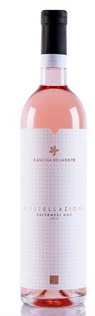 Cascina Belmonte Costellazioni Rose 2018