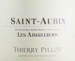 Thierry Pillot Les Argillers Chardonnay2015