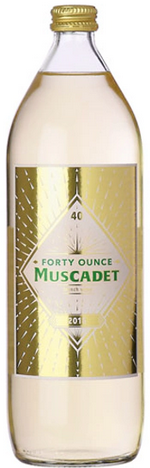 Forty Ounce Wines Muscadet 2016 1L