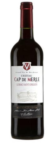 Cap de Merle Lussac Saint-Emilion 2016