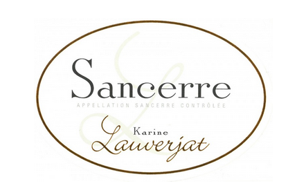 Karine Lauverjat Sancerre rose 2018