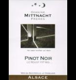 Domaine Mittnacht 'Le Rouge Est Mis' Pinot Noir 2017