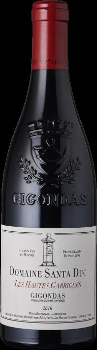 Domaine Santa Duc 'Gigondas' Rhone 2015
