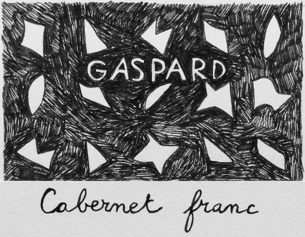 Gaspard Touraine Cab Franc 2017
