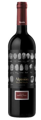 Alpasion Grand Cab Franc 2015