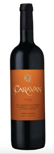 Caravan Cabernet Blend by Darioush 2014
