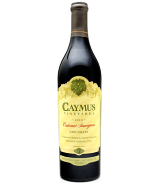 Caymus Caymus Cabernet 2018