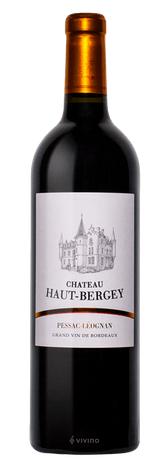 Haut-Bergey Pessac-Leognan 2007