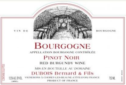Dubois Bernard & Fils Bourgogne 2017