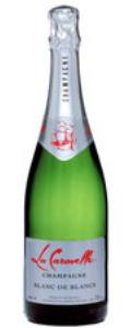 La Caravelle Blanc de blanc Champagne Brut