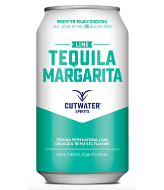 Cutwater Cutwater Lime Margarita (4pk 12oz cans)