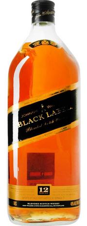 Johnnie Walker Black 1.75