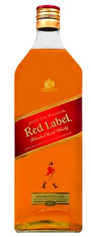 Johnnie Walker Red Label 1.75L