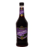 Hiram Walker Creme de Cassis 750ml