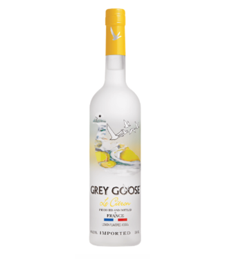 Grey Goose Grey Goose Le Citron 750ml