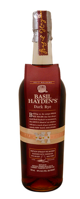 Basil Haydens Dark Rye 750ml