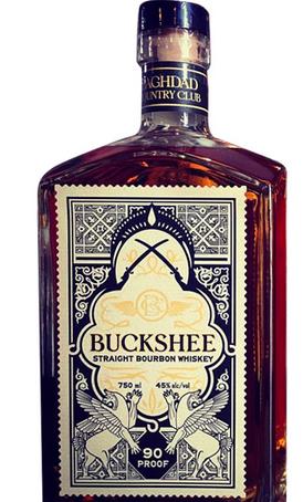 Buckshee Bourbon 750ml