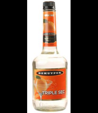 Dekuyper Dekuyper Triple Sec 750 ML