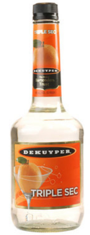 Dekuyper Triple Sec 750 ML