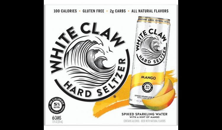 White Claw White Claw Mango (6pk 12oz cans)