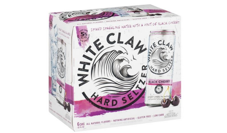 White Claw White Claw Black Cherry (6pk 12oz cans)
