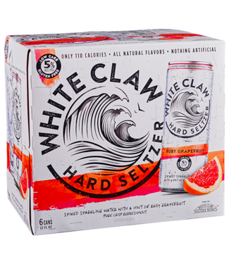 White Claw White Claw Grapefruit (6pk 12oz cans)