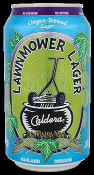 Caldera Lawnmower Lager (6pk 12oz cans)