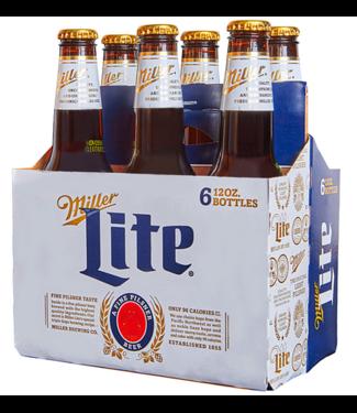 Miller Miller Lite (6pk 12oz bottles)
