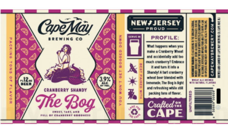 Cape May Cape May Brewing The Bog (6pk 12oz cans)